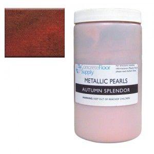 red metallic pearl pigments kansas city
