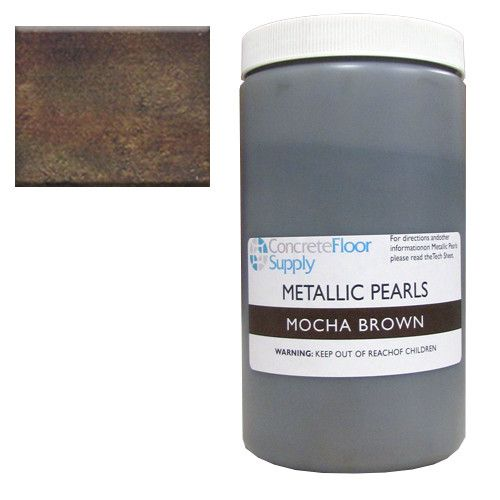 mocha metallic epoxy pigment