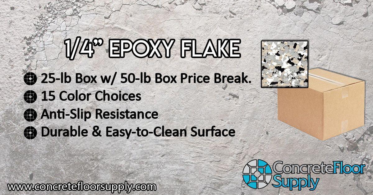 Epoxy Flake System