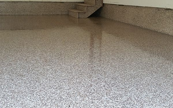 Epoxy Flake System Concrete Floor Supply