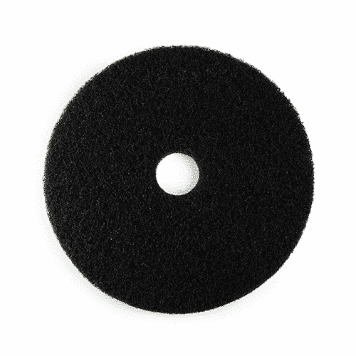 black pad concrete