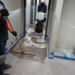 how to polish concrete floors yourself