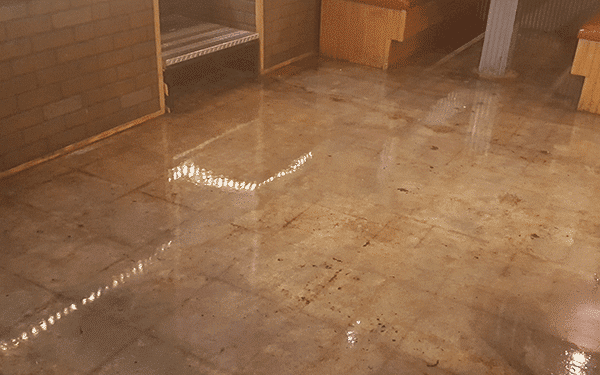 Clear Epoxy Floor Coating : Epoxy clear coat concrete floor supply