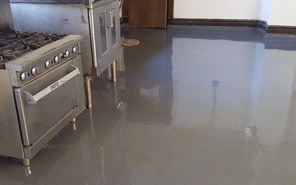 Commercial Kitchen Epoxy