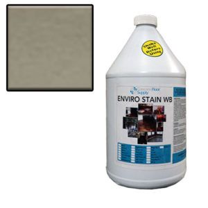water based concrete stain